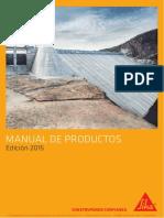 Catalogo SIKA 2015