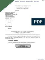 Capitol Records, Inc. et al v. Prendis - Document No. 5