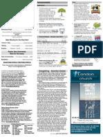 august 1 2015 bulletin