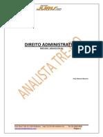 Apostila de D Administrativo Analista TRE GO