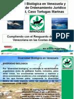 Diversidad Biológica y Ordenamiento Jurídico Ambiental