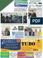 Jornal de Espinosa Julho2015
