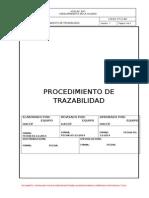 Pm Cc p 002_procedimiento de Trazabilidad