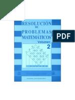 Resolucion de Problemas Matematicos (Vol 2)