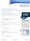 PowerINSPECT Electrode