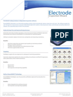 PowerINSPECT Electrode