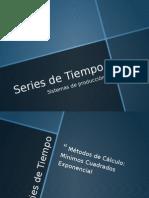 010715 Sistemas de Produccion I Series de Tiempo