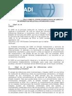 Icsid Fact Sheet - Spanish