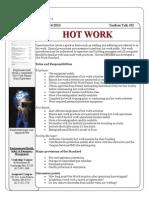 Toolbox Talks Hotwork English