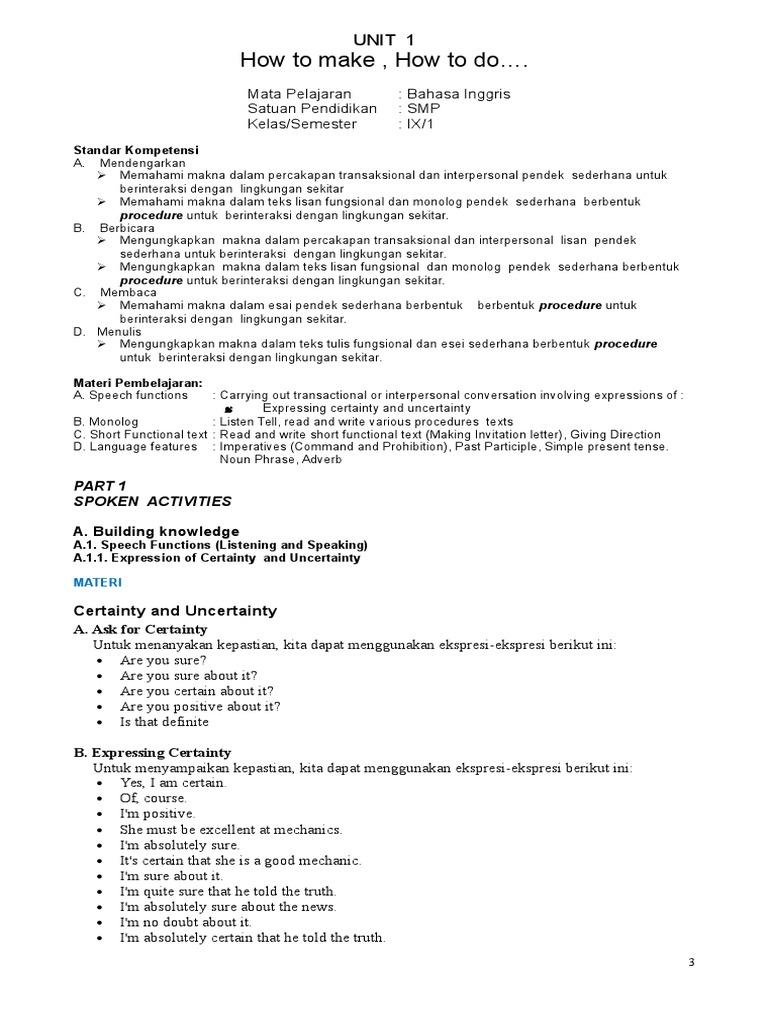 Modul bahasa inggris kelas 9 semester 1 lengkap oleh isbandiyo spd modul bahasa inggris kelas 9 semester 1 lengkap oleh isbandiyo spd mkom stir frying adverb stopboris Images