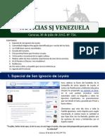 Noticias SJ N° 756