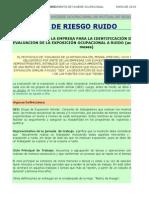 Matriz Actualizada PREXO 2013