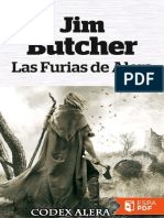 Las Furias de Alera - Jim Butcher-Codex Alera 01