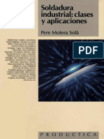Soldadura Industrial Clases y Aplicaciones