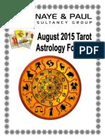 August Astro Forecast 2015