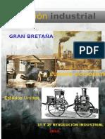 1º y 2º Revolucion Industrial