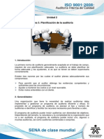 Tema 3. Planificacion de La Auditoria
