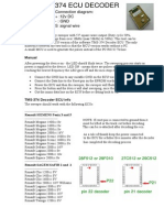 Tms374 Ecu Decoder Manual