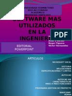 Software mas usados en la Ingenieria