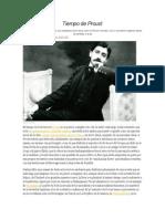 Tiempo de Proust