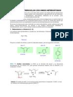 Síntesis de Heterociclos Con Varios Heteroátomo1