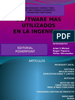 Software mas usados en la Ingenieria