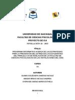 Proyecto de Ica
