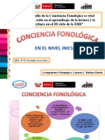 PPT CONCIENCIA FONOLOGICA