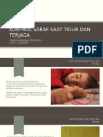 Kontrol Saraf dalam Keadaan Tidur dan Terjaga