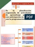 Programacion a Corto Plazo (1)