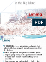 Liming