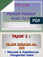 BAB 1 - Islam Sebagai al-Din I.ppt