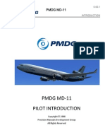 PMDG MD-11 Introduction