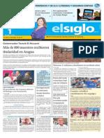 Edición Impresa El Siglo 01-08-2015