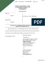 iLOR, LLC v. Google, Inc. - Document No. 37