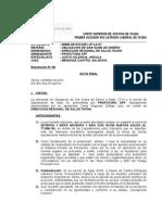 PRESCRIPCIÓN - EXP. N° 00686-2015