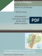Nueva Historia del Ecuador