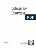 Node Js by Example