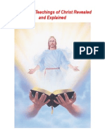 3985886 the Secret Teachings of Christ Revealed and Explained[1]