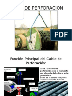 Cable de Perforacion