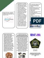 Leaflet Sehat Jiwa