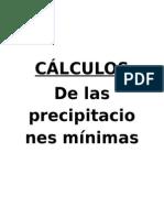 Informe Hidrologia U Minimas.docx