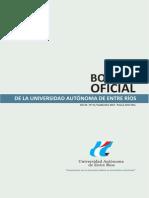 Boletín Oficial 2012 Nº 13