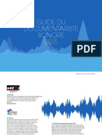 ADDOR Guide Documentariste 2015