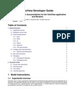 VeloView Developer Guide