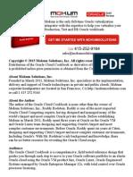 Oracle Cloud Referance Design