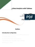 1 Big Data Analytics Tableau m1 Slides