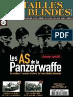 Batailles et Blindes HS 21 - LES AS DE LA PANZERWAFFE.pdf