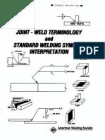Weld Weld. Symbols