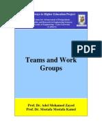 Teams & Work Groups (IMP)